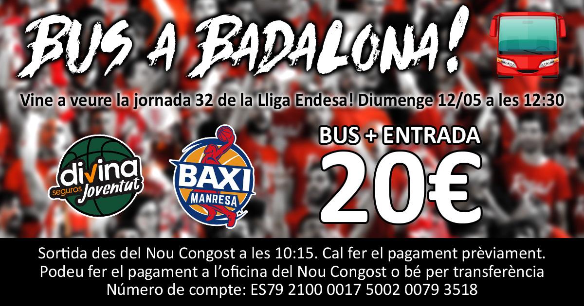 Bus a Badalona